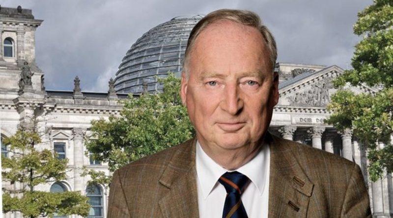 Alexander Gauland nimmt NRW-Integrationsminister Stamp in Schutz