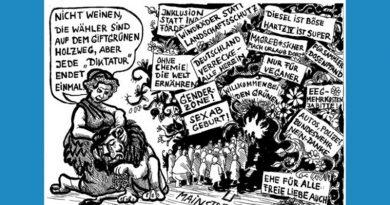 Armes Bayern – Was die Grünen alles abschaffen und legalisieren wollen
