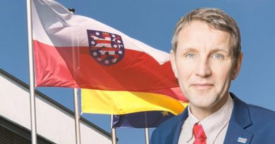 AfD in Thüringen ist laut Umfrage zweitstärkste politische Kraft