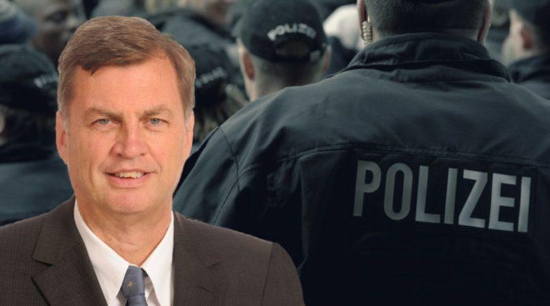 Hoher Krankenstand und fehlende Beamte bei der Brandenburger Polizei