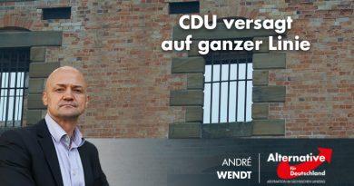 CDU versagt auf ganzer Linie