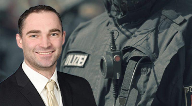 Sachsen sollte Bodycams zum Schutz von Polizisten anschaffen