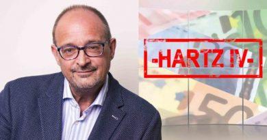 Bundesregierung rechnet die Regelsätze für Hartz-IV-Empfänger systematisch nach unten (auf 416 Euro).