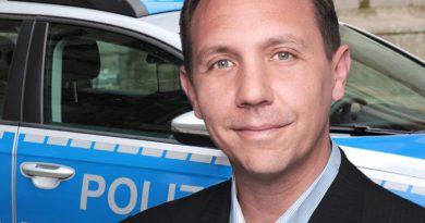 Keine Ausländer für den Polizeidienst rekrutieren