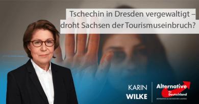 Tschechin in Dresden vergewaltigt – droht Sachsen der Tourismuseinbruch?