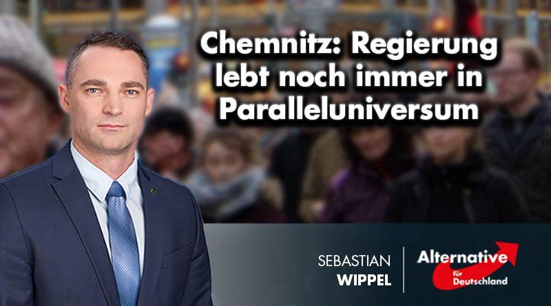 Chemnitz: Regierung lebt noch immer in Paralleluniversum