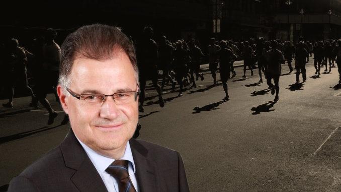 Hunderttausende Ausländer untergetaucht