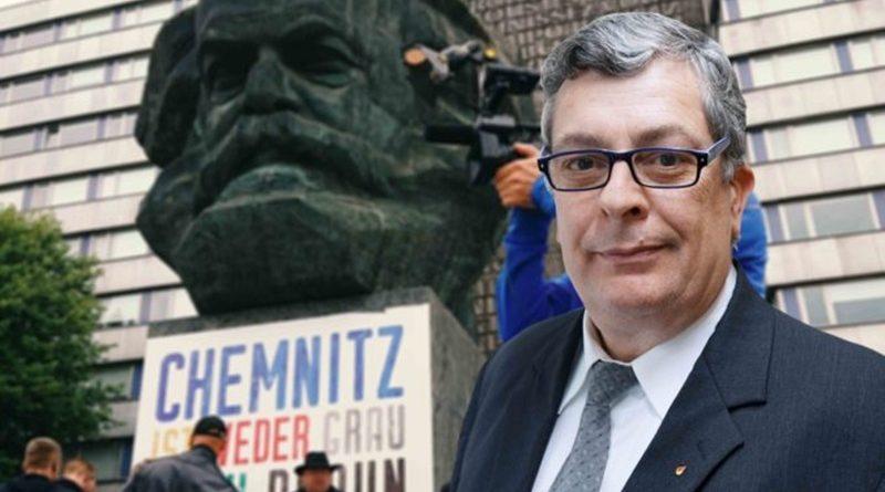 Strafanzeige gegen Blockierer der Demonstration in Chemnitz