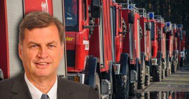 Brandenburger Freiwillige Feuerwehren brauchen mehr finanzielle Unterstützung und mehr hauptamtliche Kräfte!