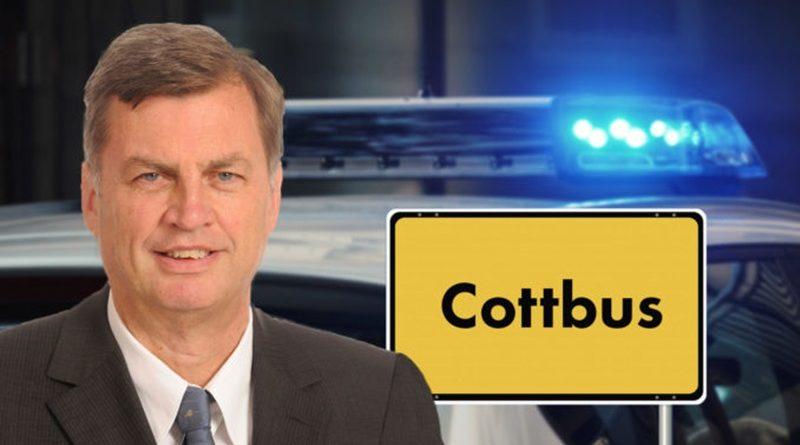 Wieder Migrantengewalt in Cottbus