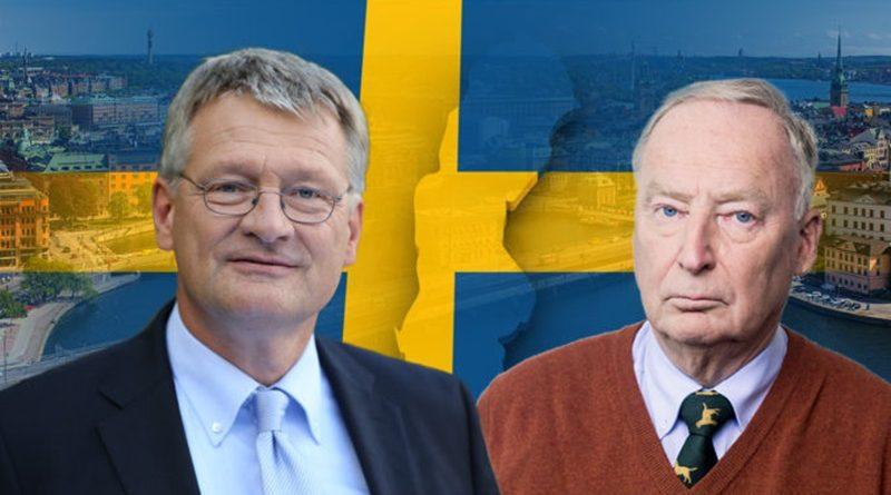 Wahlerfolg der Schwedendemokraten ist gute Nachricht für Schweden