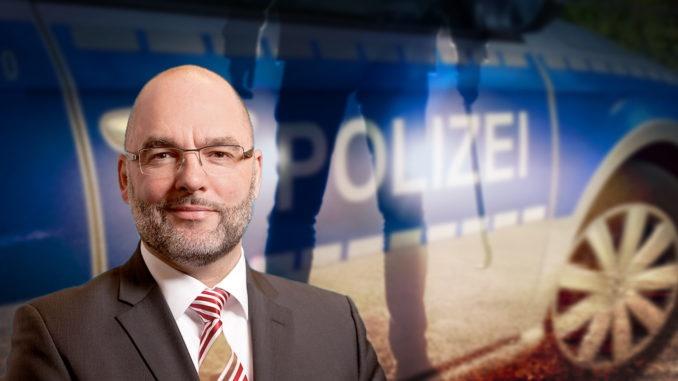 1.300 tätliche Angriffe gegen Polizisten im Jahr 2017 allein in Schleswig-Holstein
