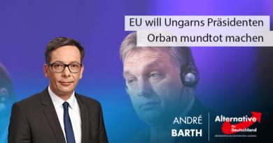 EU will Ungarns Präsidenten Orban mundtot machen