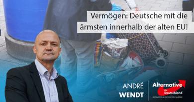 Vermögen: Deutsche mit die ärmsten innerhalb der alten EU!