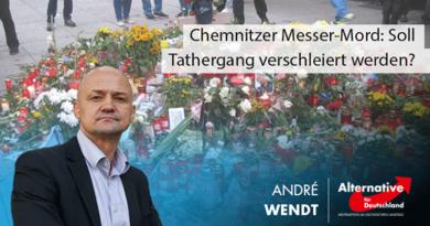 Chemnitzer Messer-Mord: Soll Tathergang verschleiert werden?