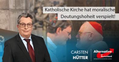 Katholische Kirche hat moralische Deutungshoheit verspielt!