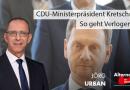 CDU-Ministerpräsident Kretschmer – So geht Verlogenheit!