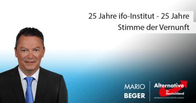 25 Jahre ifo-Institut - 25 Jahre Stimme der Vernunft