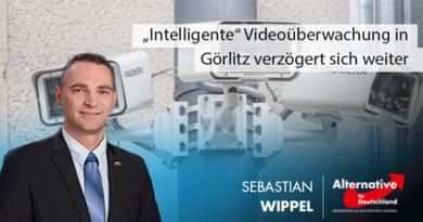 """""""Intelligente"""" Videoüberwachung in Görlitz verzögert sich weiter"""