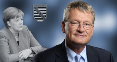 Merkel muss sich bei den Sachsen entschuldigen und Seibert entlassen