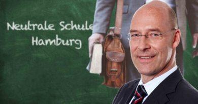 """AfD-Fraktion startet """"Neutrale Schulen Hamburg"""""""