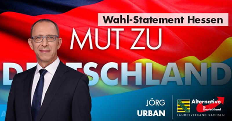 Wahl-Statement Hessen