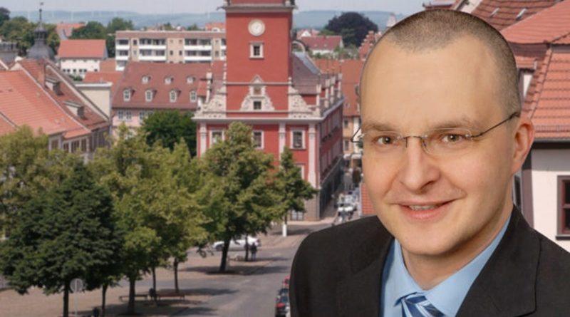 Feiger Anschlag auf das Gothaer Bürgerbüro von Marcus Bühl