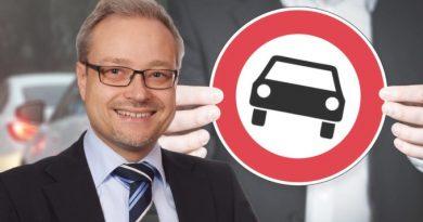 Fahrverbote sind nicht Gott gegeben, sondern politisch gewollt