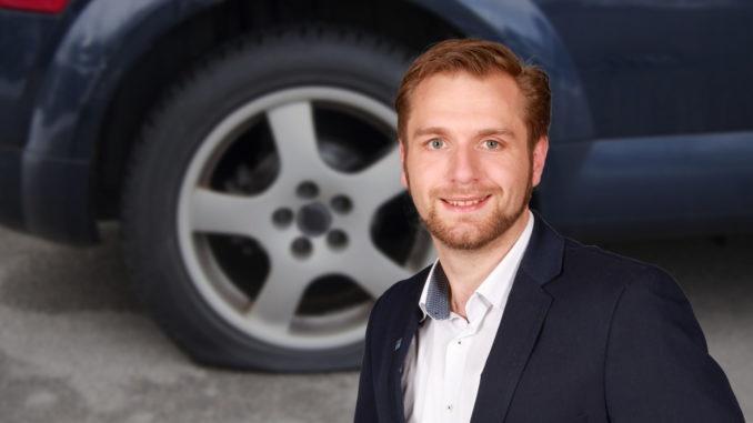 Auto von niedersächsischem AfD-Abgeordneten Bothe schwer beschädigt