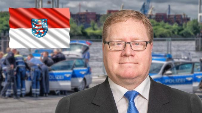 Hohe Ausfallquote bei Auszubildenden der Polizei in Thüringen