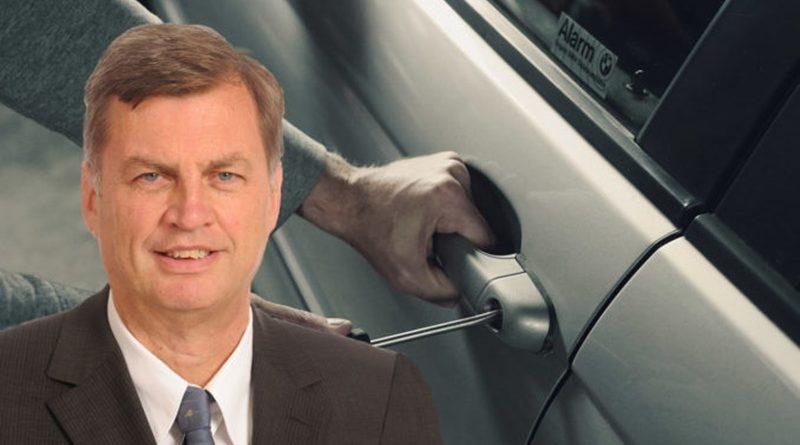 Brandenburg immer stärker im Visier der Autodiebe