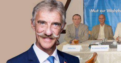Dr. Johannes Hüdepohl und Stefan Petri sind wieder in der AfD