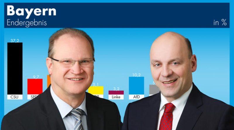 AfD-Hessen freut sich über zweistelliges Wahlergebnis der bayrischen AfD