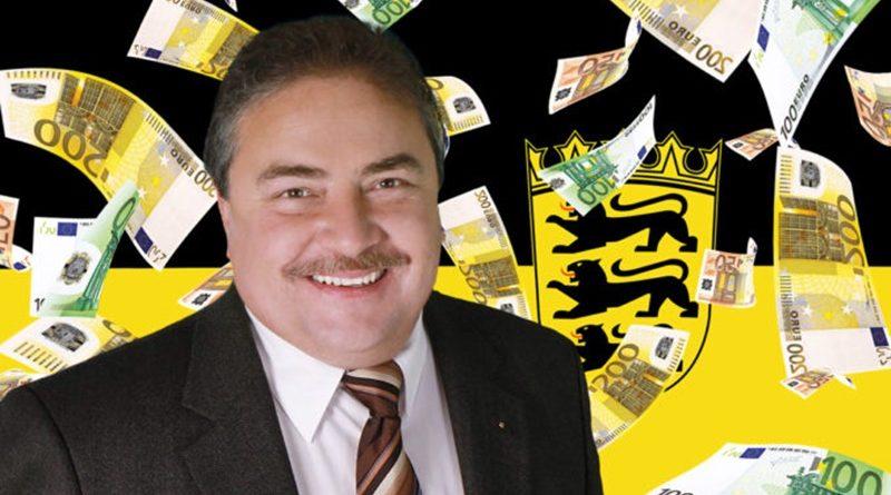 Baden-Württembergische Landesregierung stopft Löcher, die sie selbst verursacht hat