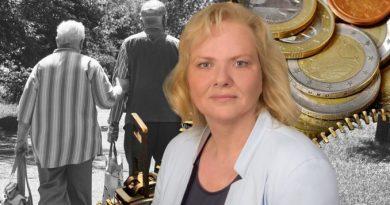 AfD-Fraktion kritisiert Schwächung der gesetzlichen Rentenversicherung