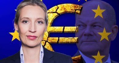 Scholz verrät deutsche Steuerzahler an Brüsseler Begehrlichkeiten