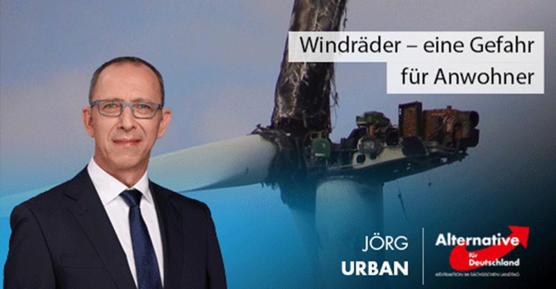 Windräder – eine Gefahr für Anwohner