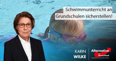 Schwimmunterricht an Grundschulen sicherstellen!