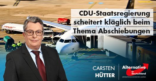 CDU-Staatsregierung scheitert kläglich beim Thema Abschiebungen