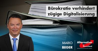 Bürokratie verhindert zügige Digitalisierung