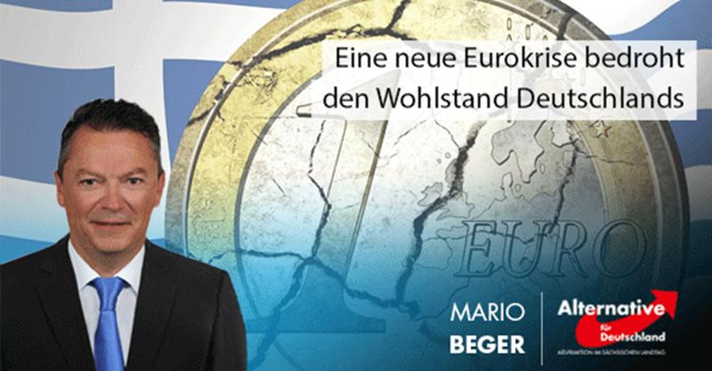 Eine neue Eurokrise bedroht den Wohlstand Deutschlands
