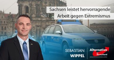 Sachsen leistet hervorragende Arbeit gegen Extremismus