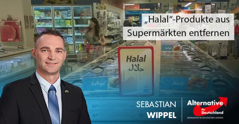 """""""Halal""""-Produkte aus Supermärkten entfernen"""