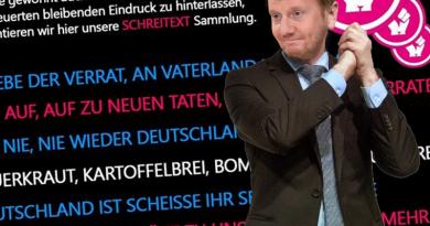 Sachsen-CDU demonstriert gegen die eigenen Bürger – Rücktritt von Kretschmer überfällig!