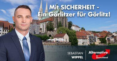 Mit SICHERHEIT - Ein Görlitzer für Görlitz!