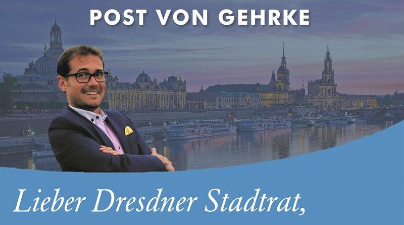 Dresdner Stadtrat