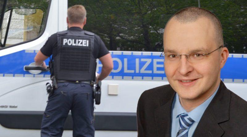 AfD-Bundestagsfraktion sieht Innere Sicherheit im Haushaltsentwurf als unzureichend berücksichtigt