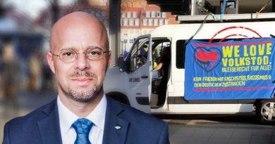Flüchtlingspolitik: Rot-rote Regierung in Brandenburg zerstritten