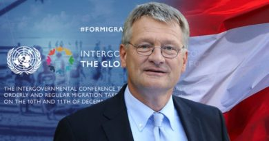 Österreich zeigt, wie es geht – Nein zum Migrationspakt der UNO