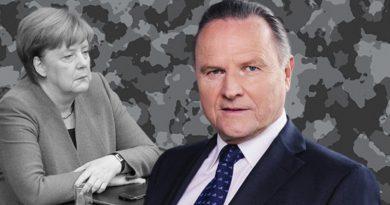Merkels europäische Armee ist überflüssig